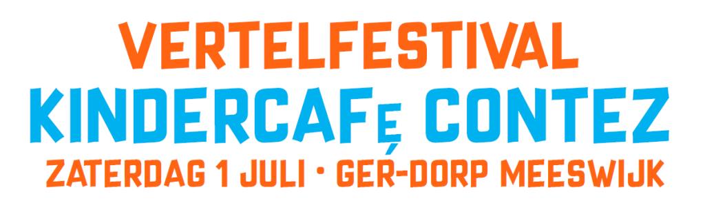 Titel kindercafé contez 1 juli 2017